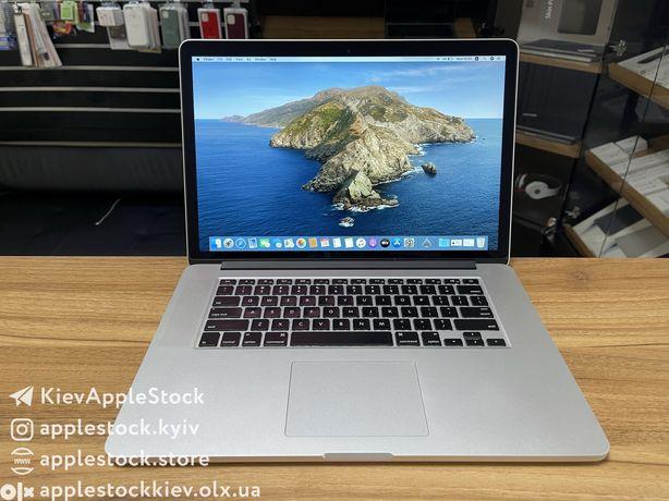 Шикарное состояние! MacBook Pro 15 2015 MJLT2 / 2.5 i7, 16, 512, 2GB