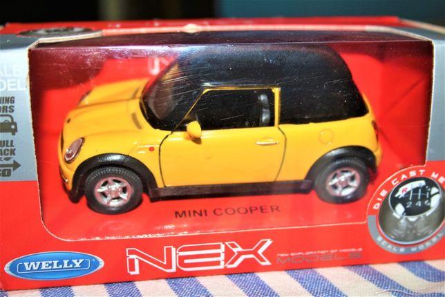 Mini Cooper, Welly NEX