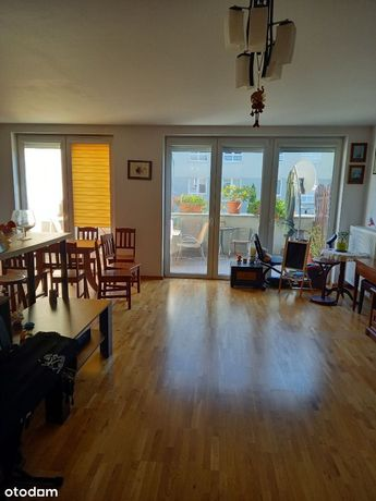 Mieszkanie 75 m2 w otulinie leśnej z tarasem 17 m2