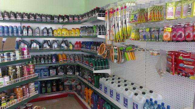 Торгове обладнання для магазинів