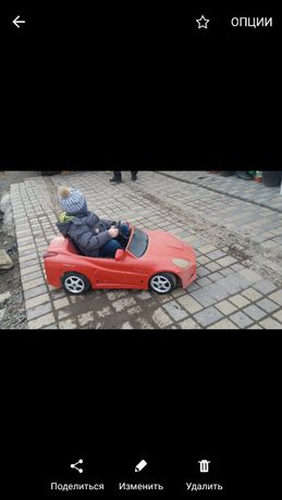 Электромобиль електромобіль Ферарі