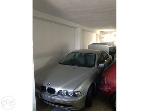 BMW 525d E39 2002