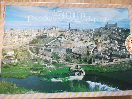 Puzzle 500 Peças