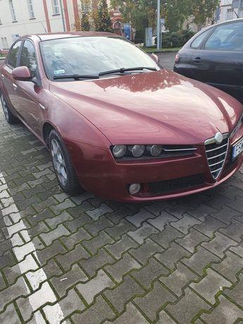 Alfa Romeo 159 1.9jtd 120km