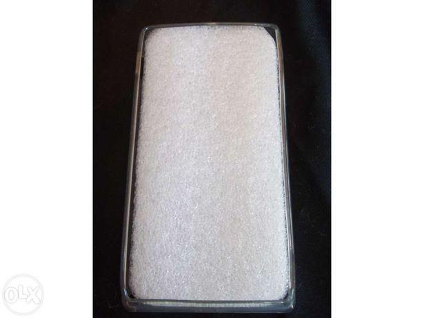 Capa silicone para Sony Xperia J transparente