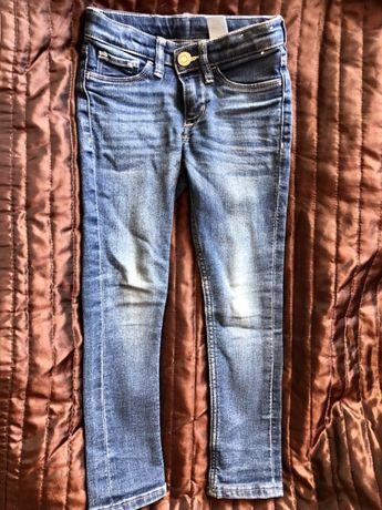 Spodnie jeansowe H&M 104 cm