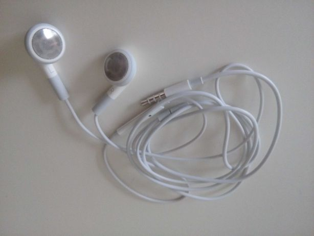 Auriculares Earpods Apple novos