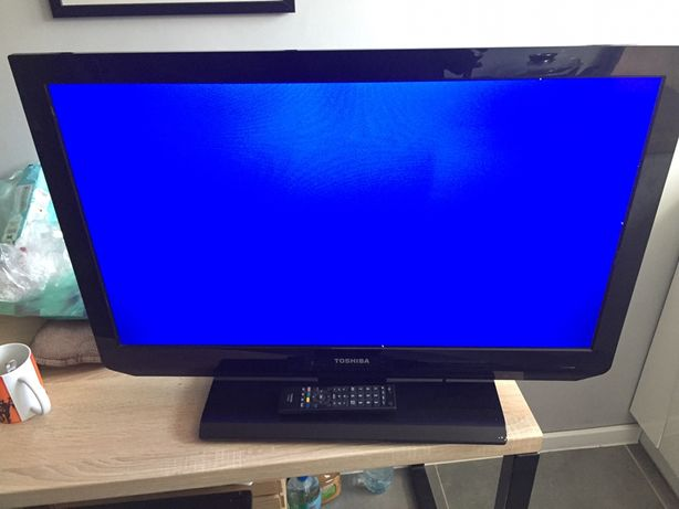 Toshiba tv w pelni sprawny dvb-t