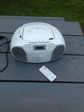 Radio boombox sencor USB cd