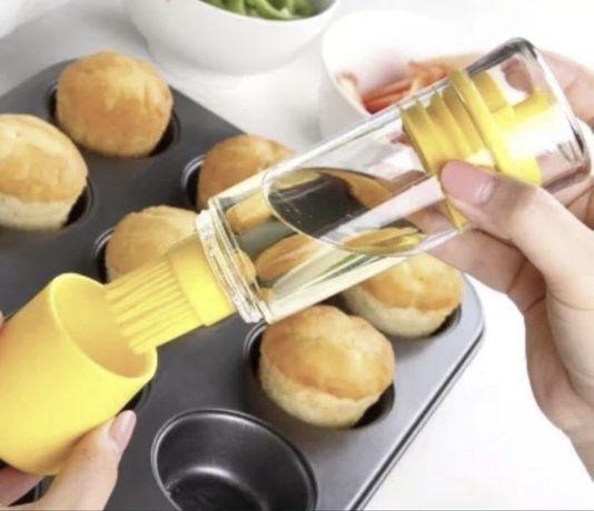 Кухонная кисть для масла