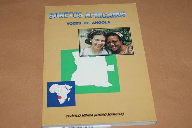 Sonetos Africanos de Teófilo Minga