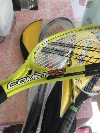 Продам ракетки для тенниса , Babolat  DUNLOP  и бадминтона  TECNO