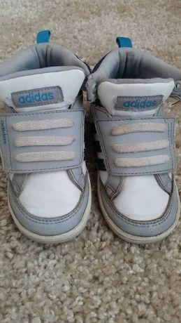 Хайтопы adidas кроссовки