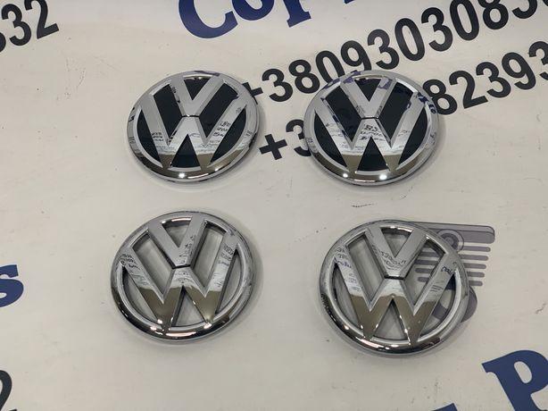 Volkswagen Jetta 2011, 2014, 2017 Эмблема, значок в решетку радиатора