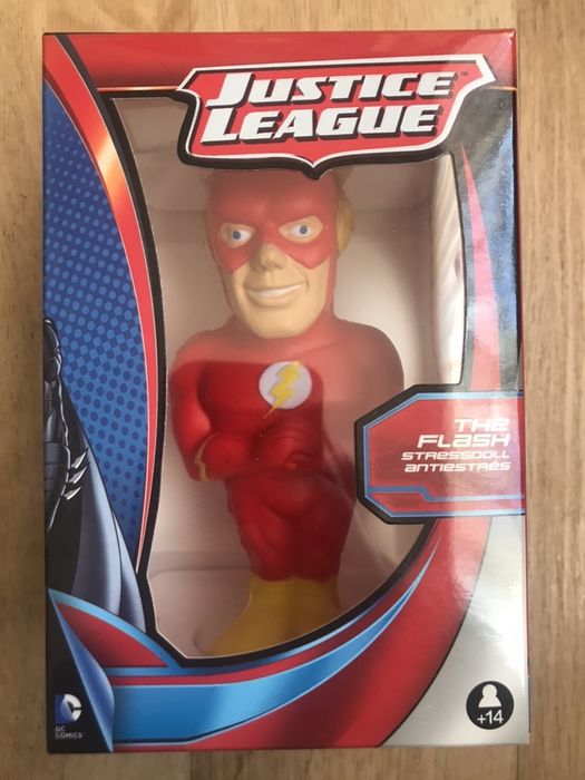 The Flash Justice League stressdoll Tychy - image 1