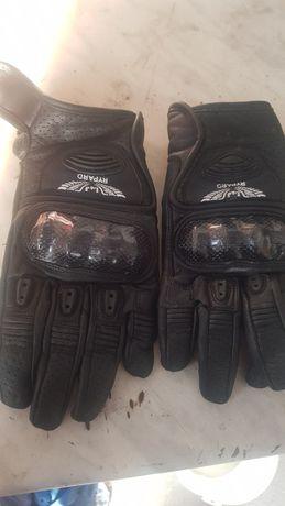 Sprzedam rękawice motocyklowe S
