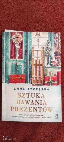 Sztuka dawania prezentów Anna Szczęsna