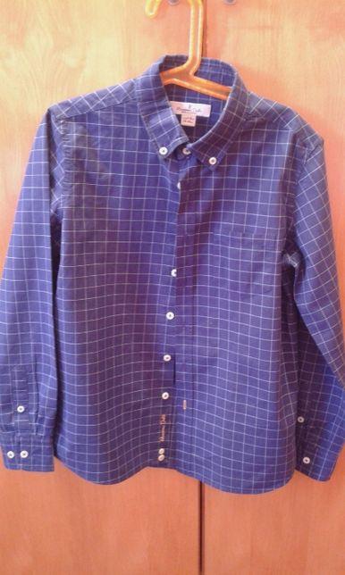 Camisa Massimo Dutti Rapaz - -Original 9-10
