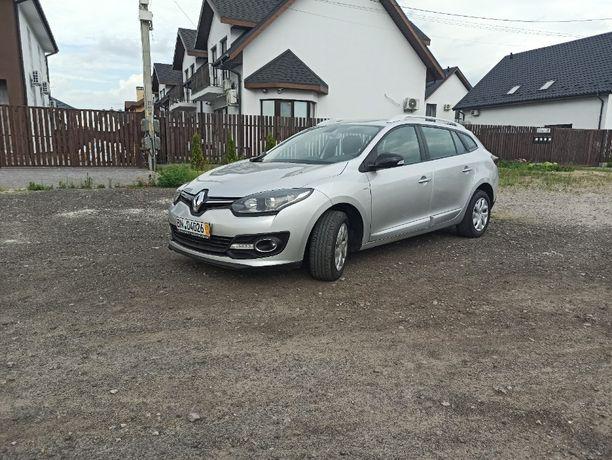 Renault Megane 3 LIMITED NAVI