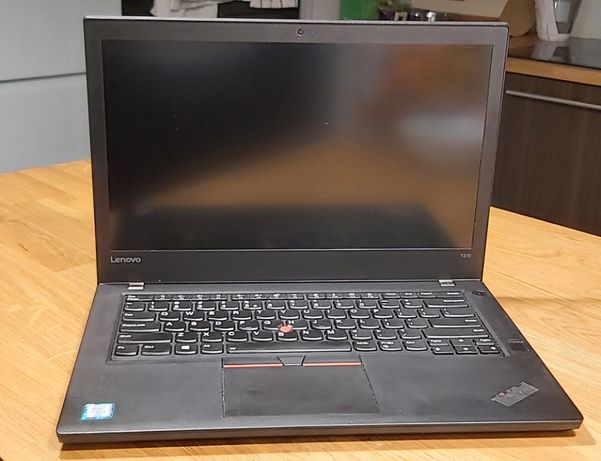 "LENOVO thinkpad T470 i7-6600u 8GB WIN10 pro SSD256GB 14"" + GRATIS"