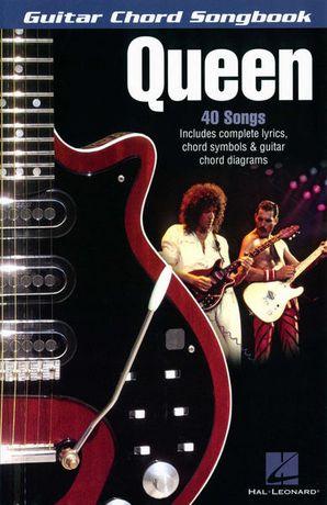 """Queen. 40 Songs. Guitar Chord Songbook"", akordy i teksty, Hal Leonard"