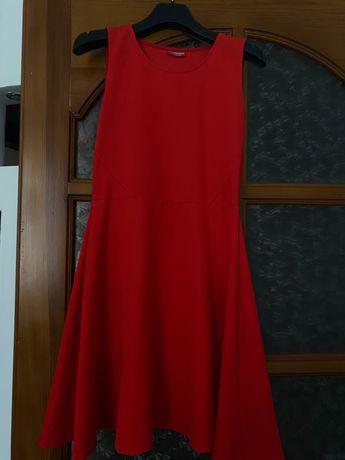 Плаття червоне,підліткове
