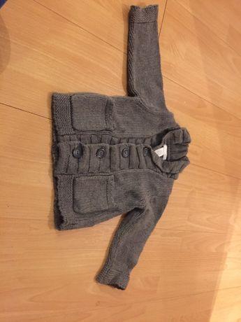 Sweterek wełniany z Firmy H&M