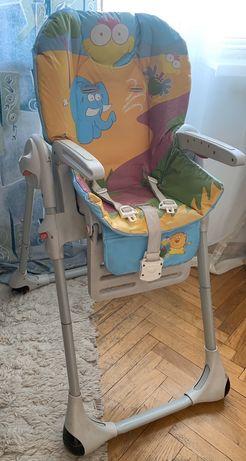 Стульчик для кормления и стол для ребёнка 1 2 3 4 5 лет