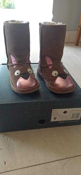 Buty śniegowce dziecięce, nieprzemakalne, Emu Australia - okazja! Smęgorzów - image 1