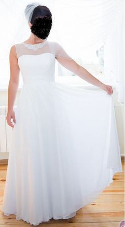 Suknia ślubna + dodatki