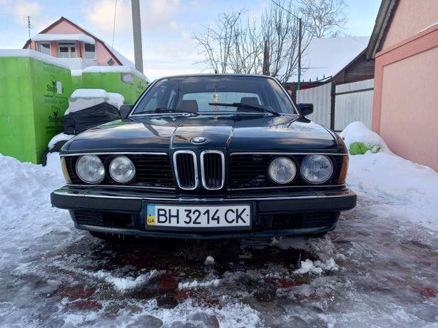 BMW 7.   e23    АКУЛА