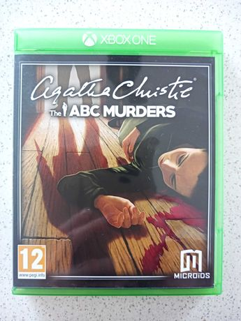 Gra dla dorosłych xbox one - ABC Mordercy. The ABC Murders.