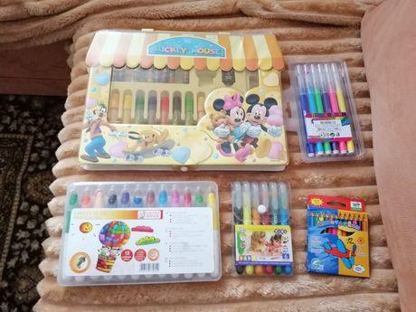 Фломастеры карандаши