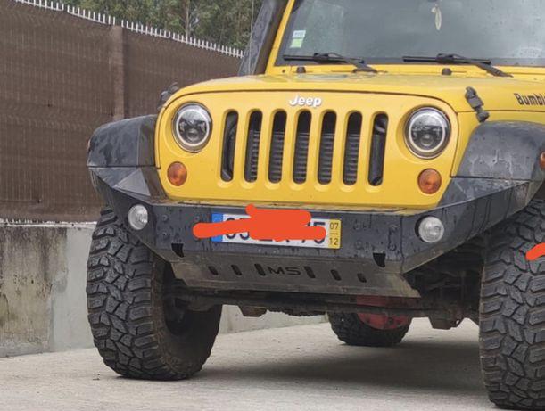 Pára-choques ferro MS Jeep Wrangler