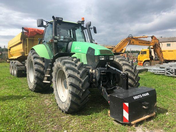 Ciągnik, traktor Deutz - Fahr Agrotron 200 - tylko 6500 mtg