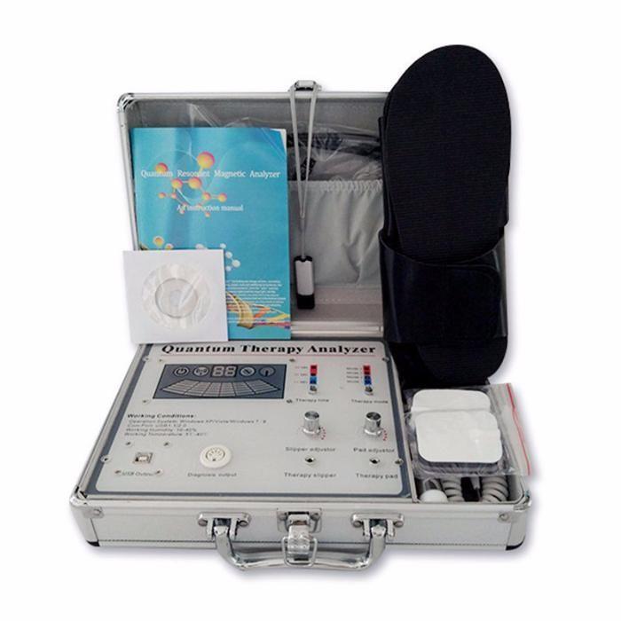 Analisador de Ressonância Magnética Quântica +Sistema TENS 4G Nova Ger