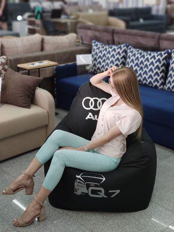Кресло мешок феррари пуфик мягкое кресло