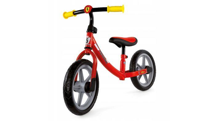 Rowerek Rower Biegowy Czerwony Ferrari Chicco