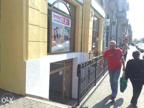 Do wynajęcia lokal Górnośląska 24 blisko centrum atrakcyjny