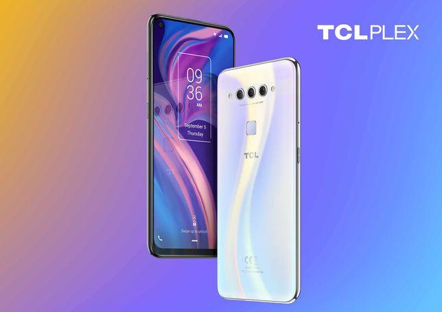 Smartphone TCL PLEX (6.53'' - 6 GB - 128 GB - Branco)