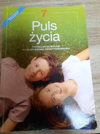 Książka do biologii kl 7 Puls ŻYCIA