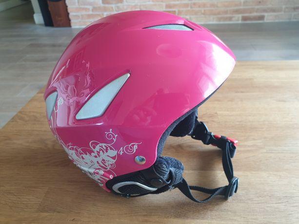 Kask narciarski 4F dla dziewczynki XS