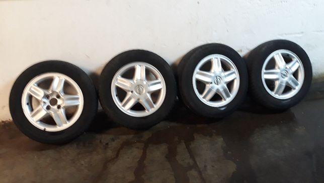 Jantes 15``Opel com pneus