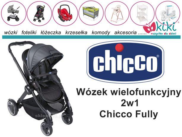 Chicco Wózek wielofunkcyjny 2w1 Fully Stone