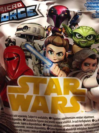 Звёздные войны,Star Wars Micro Force,6-й выпуск,полная коллекция