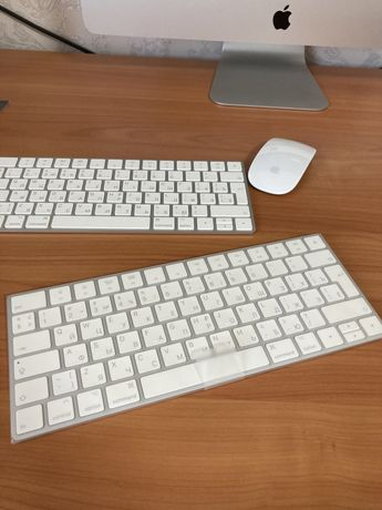 Apple клавиатура magic keyboard для imac macbook iphone ipad