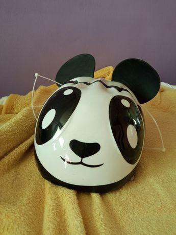 Kask na rower, łyżwy albo rolki Panda S (48-52 cm)
