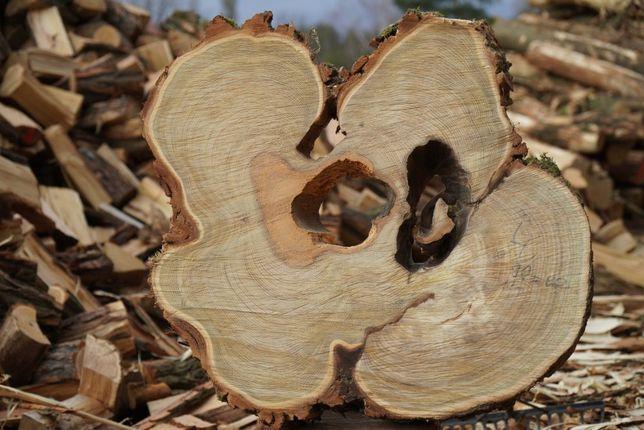 Plastry drewna drzewa Akacja Dąb Jesion plaster na stolik DIY