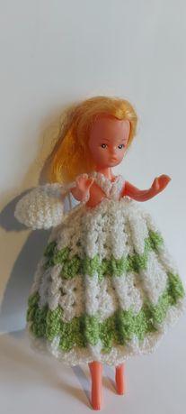 Stara lalka mała PRL