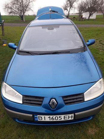 Renault Megane 2003г